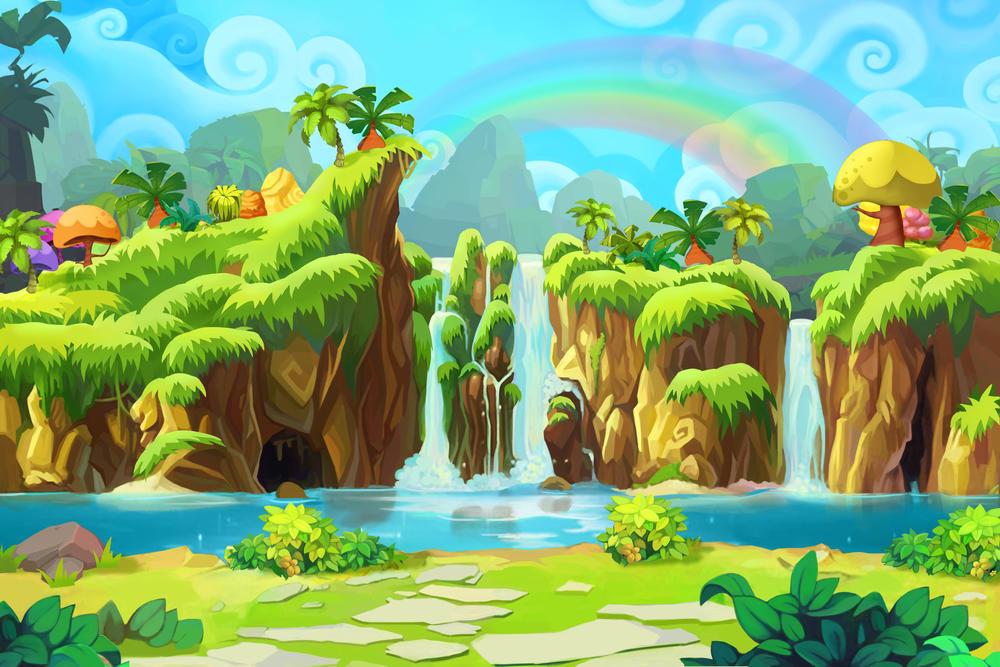 Юбилеем, картинки островов для детей